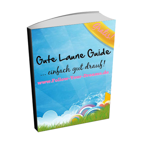 Follow Your Dreams Gute Laune Guide