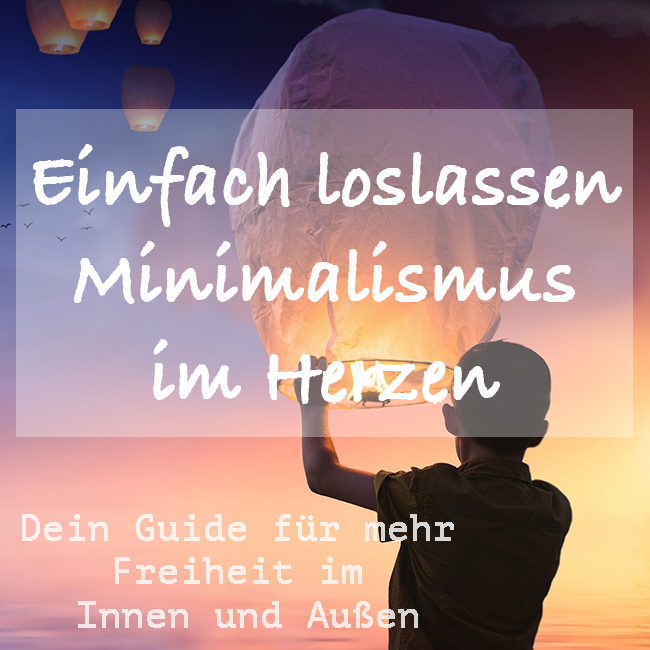 Minimalismus Ebook Guide