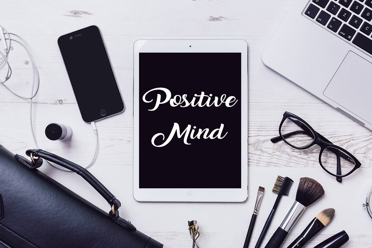 Positives Mindset Ziele Fokus Motivation